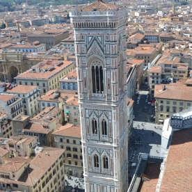 The Bell Tower by Giotto