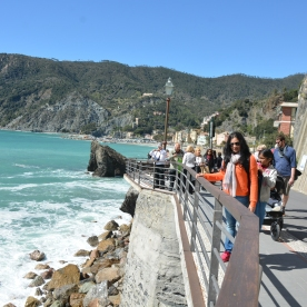 Entrance to Monterosso