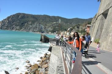 Entrance to Monterosso