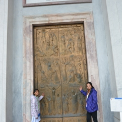 The second Holy Door