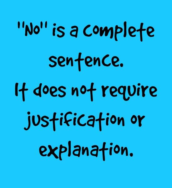 say-no-quote