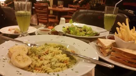 Italian food in Amman