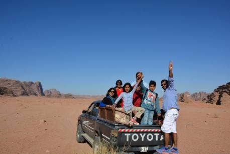 Our Safari