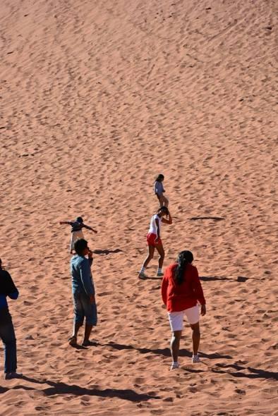 The dunes