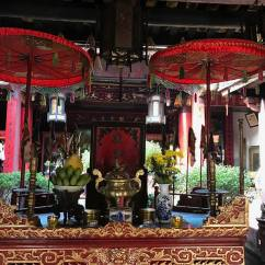 Inside the Pagoda