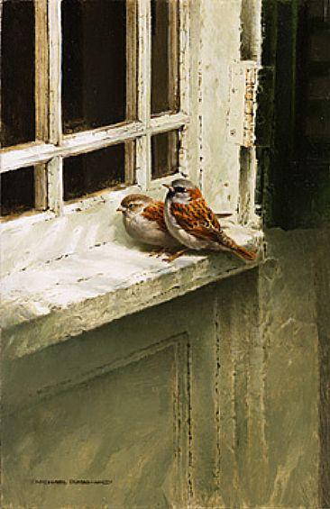 birdies ON WINDOW