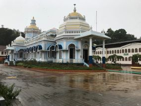 The temple itself