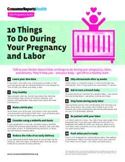 SafePregnancy10During