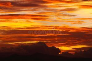 cirrus-clouds-orange-yellow-sunset-bright-sky-filled-cirrocumulus-49076281