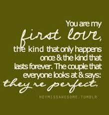 my first love1