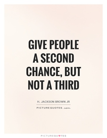 second chance1