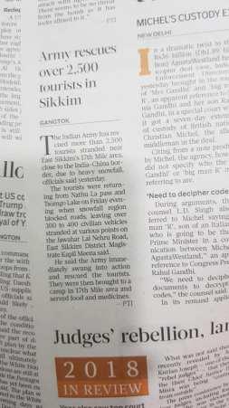 sikkim news