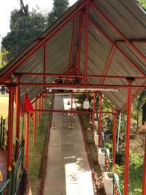 The path leading up to Hanuman Tok
