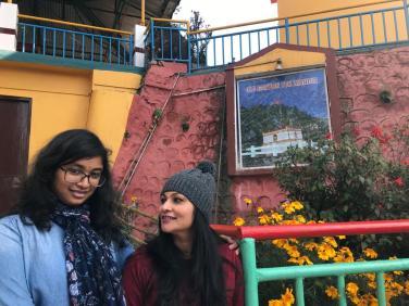 At Ganesh Tok