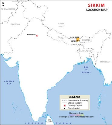sikkim-location-map