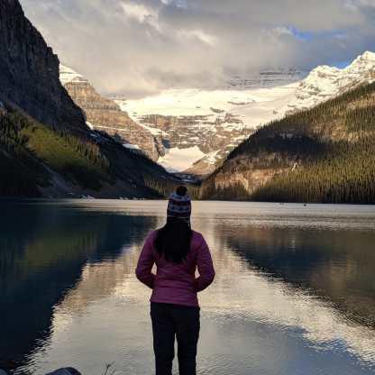 Canada sunrise