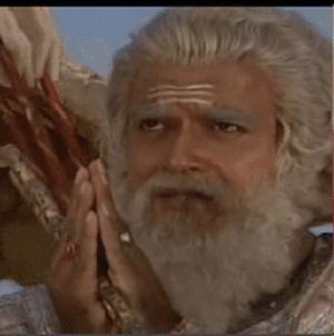 300px-Dronacharya_in_Mahabharata