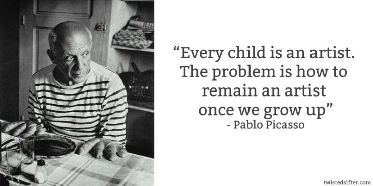 pablo-picasso-quote-every-chld-is-an-artist